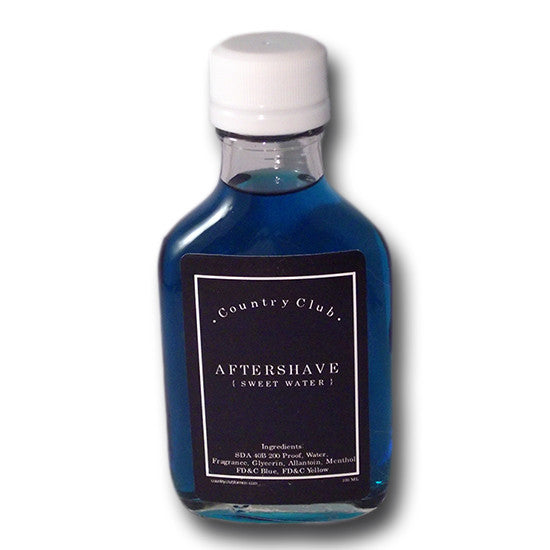 Country Club - Sweet Water Aftershave, 100ml