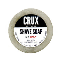 Crux Supply Co. - Shave Soap, 2oz