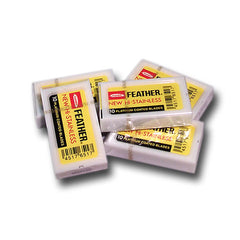 Feather - Hi Stainless Razor Blades, 50 ct.
