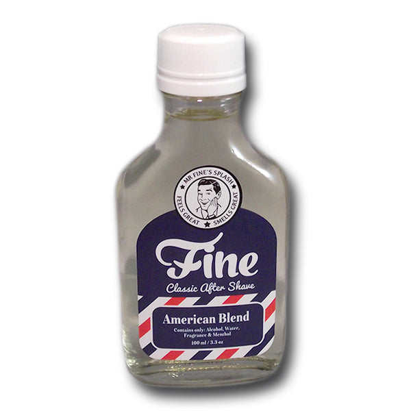 Fine - American Blend Aftershave, 3.3 oz.