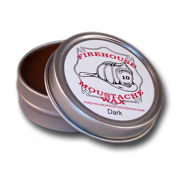 Firehouse - Dark Moustache Wax, 1oz