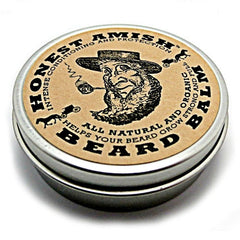 Honest Amish - Beard Balm, 2oz