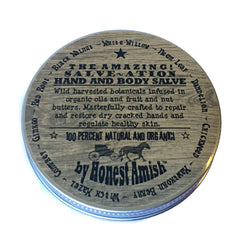 Honest Amish - Hand and Body Salve, 4oz