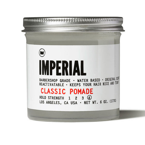 Imperial - Classic Pomade, 6 oz.