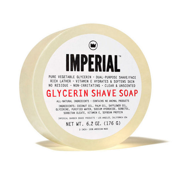 Imperial - Shave Soap Puck, 6.2 oz.