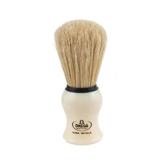 Omega - 10066 Boar Bristle Shaving Brush