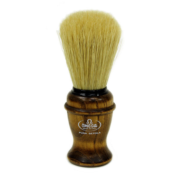 Omega - 11137 Boar Hair Shaving Brush