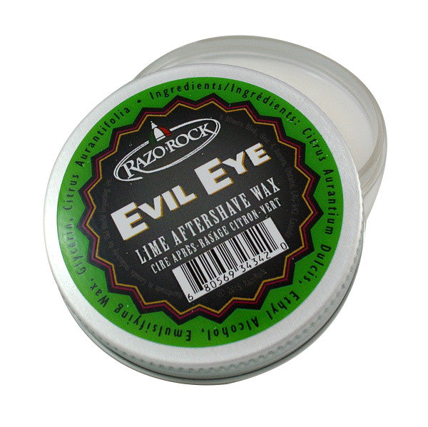 RazoRock - Evil Eye Lime Aftershave Wax, 60ml