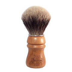 Semogue - Owner's Club Silvertip Badger Hair Shaving Brush