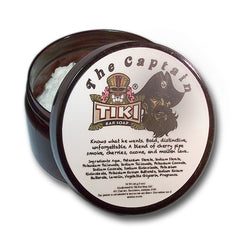 Tiki Bar Soap - The Captain Shaving Soap, 5 oz.