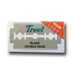 Treet - New Steel Razor Blades, 10 ct.