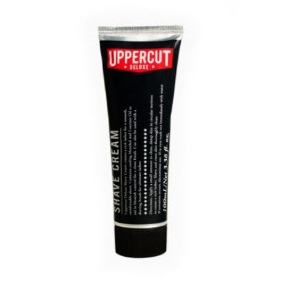 Uppercut Deluxe - Shave Cream, 100ml
