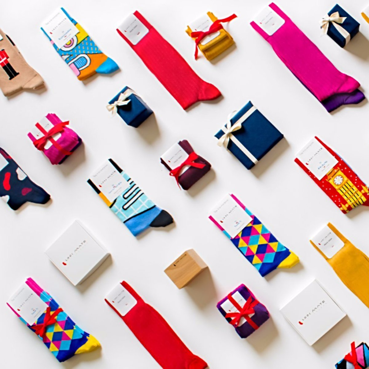 Socks - Designer Sock Subscription Gift