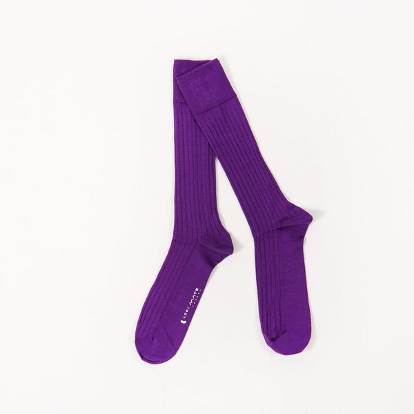 Socks - Purple Rain / Pearle Cotton