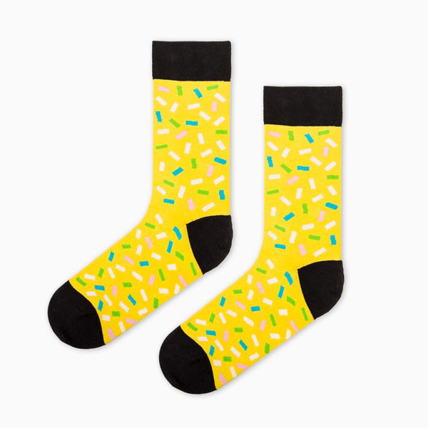 Socks - Sprinkle Summer By  Zipeng Zhu