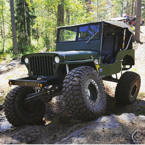 New to Rock-Crawling? Here's 5 Tips to Get you Started