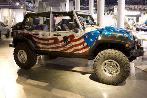 8 JACKED UP JEEP WRANGLERS THAT WILL TURN HEADS
