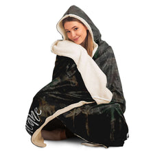 """Jeep Girl"" Hooded Blanket"