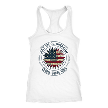 She's An All American Small Town Girl T-Shirt & Tank Top