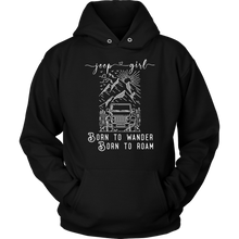 Jeep Hoodie | Jeep Girl Quotes