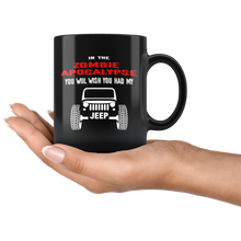"""Jeep Sayings"" Mug"