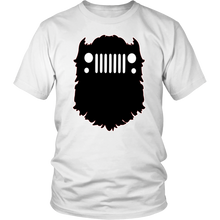 Jeep JK Beard T-Shirt