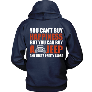 Jeep Quote Hoodie