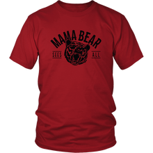 """Mama Bear"" Unisex - Women T-shirt & Tank Top"
