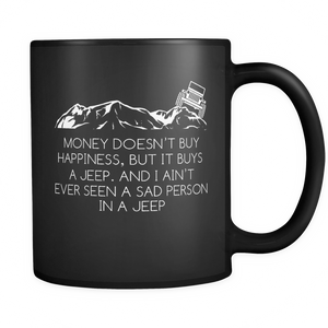 "Jeep Theme Mug - ""Jeep Quote"""