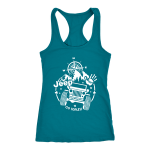 """Go Topless"" Tank Top"