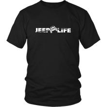 """Jeep Life"" T-Shirt & Tank Top"