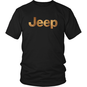 Jeep T-Shirt With Patriotic Style