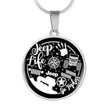 """Jeep Life"" - Jeep Themed Jewelry"