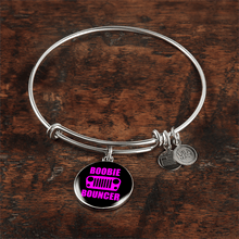 """Jeep Boobie Bouncer"" Circle - Bangle-Bracelet Adjustable"