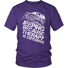 Funny Jeeping T-Shirts
