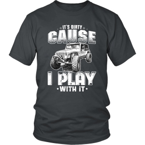 Limited Edition Jeep Quote T-Shirt - 2
