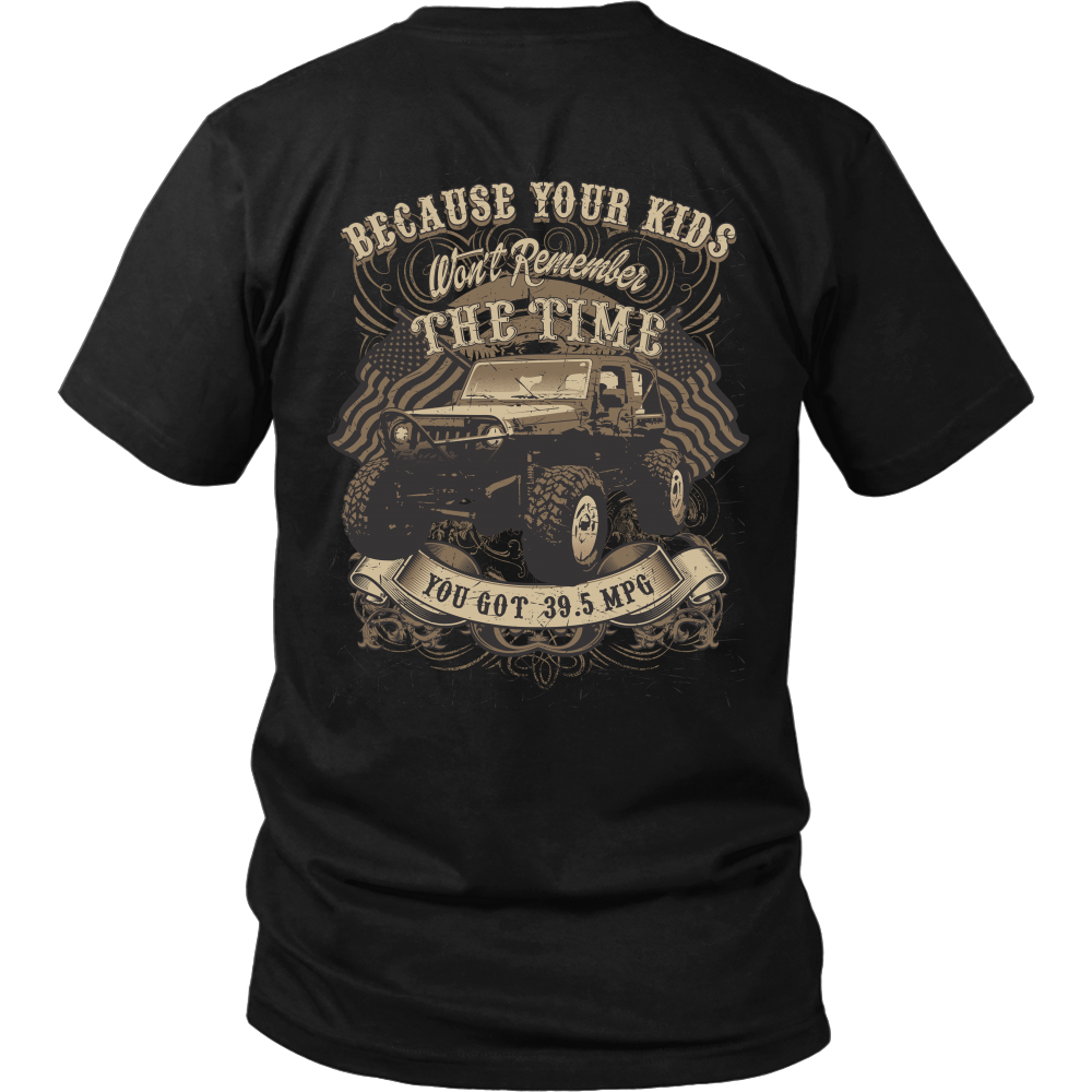 Funny Jeep Inspired T-Shirt