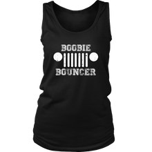 "Jeep Themed T-Shirt & Tank Top ""Boobie Bouncer"""