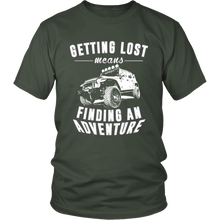 Jeep Quote T-Shirt