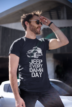 """Jeep Every Damn Day"" T-Shirt"