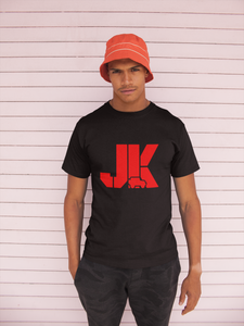 Jeep JK T Shirt Red Style