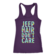 """Jeep Hair Don't Care"" Tank Top"