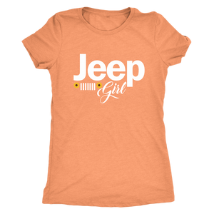 Jeep Girl T Shirt