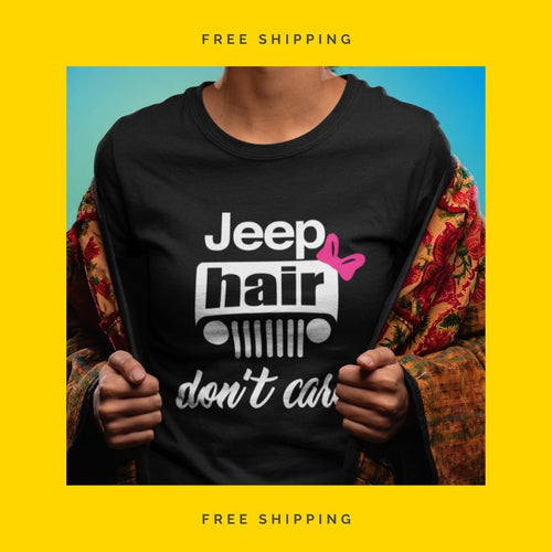 Jeep Theme T-Shirt & Tank Top