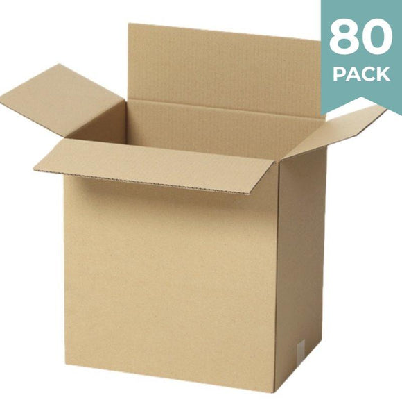 Book Wine Moving Boxes - 80 PACK Moving Boxes Packstore Australia