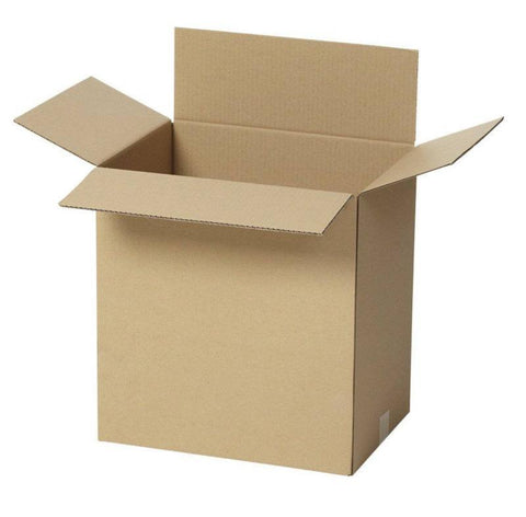 Medium Moving Boxes 40 x 30 x 43 cm - 20 PACK - Packstore