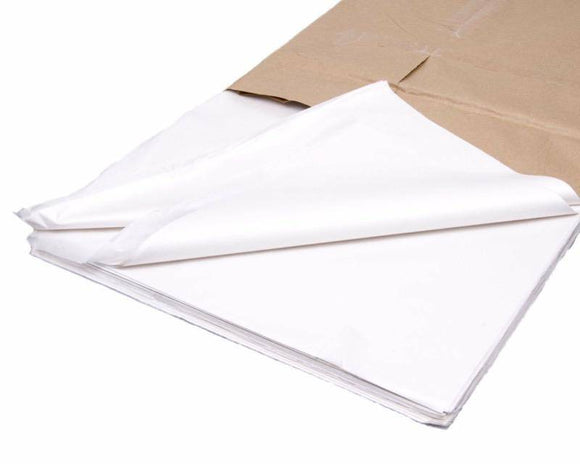 Premium Acid-Free Tissue Paper - 480 Sheets Wrapping, Packing and Tissue Paper Packstore Australia