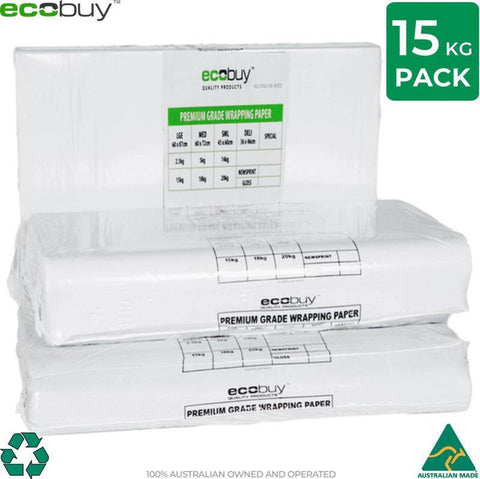 Premium Butchers Paper for Wrapping & Packing - 15 kg - Packstore