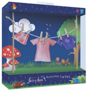 Fairy Clothes Line - Female