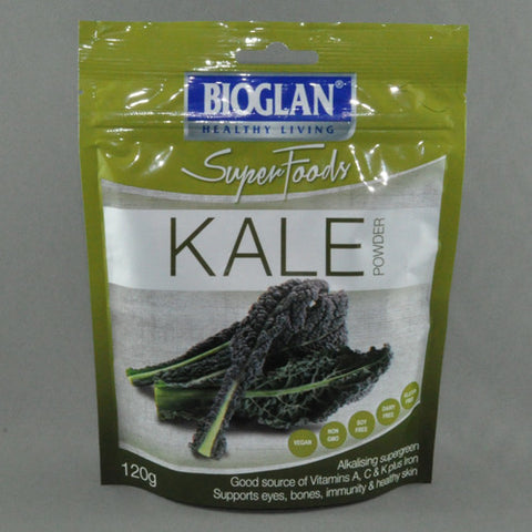 BIOGLAN SUPER FOODS KALE POWDER 120G